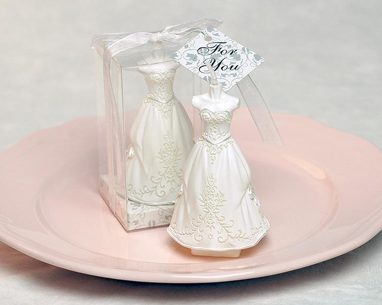 14458 Wedding Dress Candle