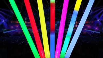 #23492 Light sticks with large size,size is ∅1.5*30CM