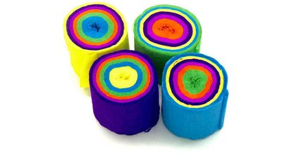 #23849 Handle colorfull paper streamers